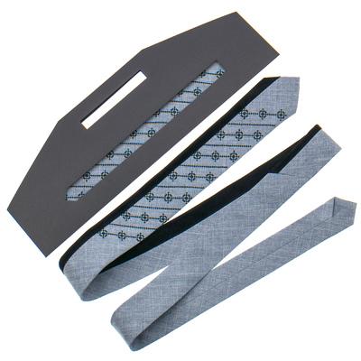 Оригинальный вышитый галстук №816