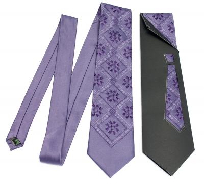 Галстук с вышивкой Подолян