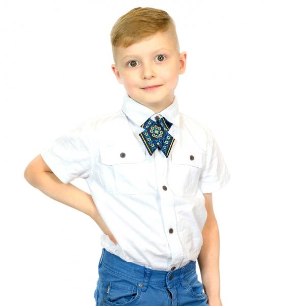 Детский кросс-галстук Милан