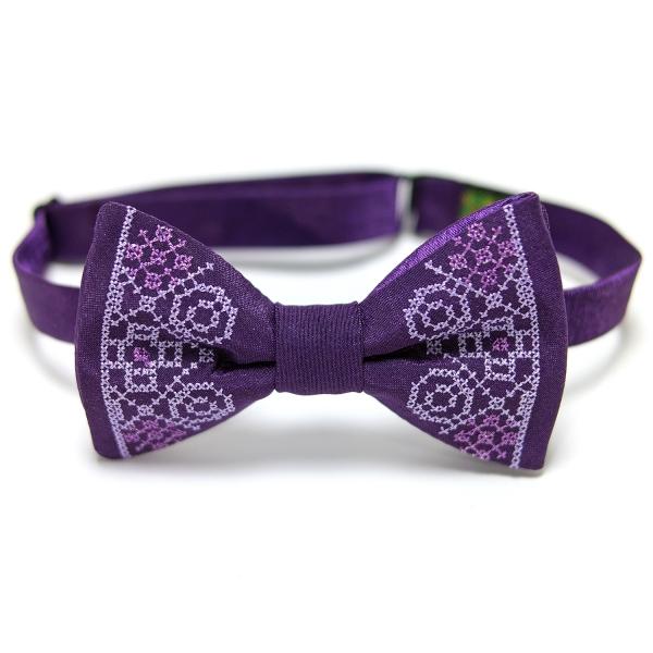 Фиолетовая бабочка №630