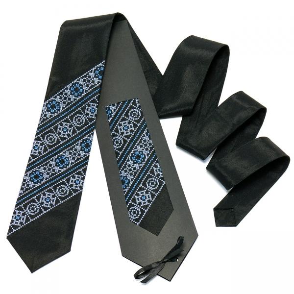 Черный галстук №610