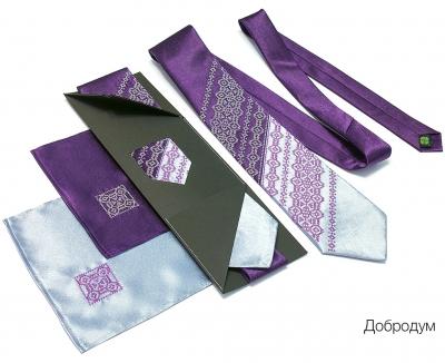 Мужской набор с платочками Добродум