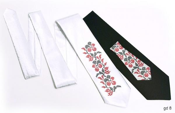 Детский галстук с вышивкой Орис