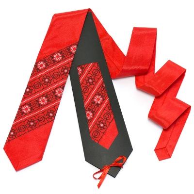 Красный галстук №606