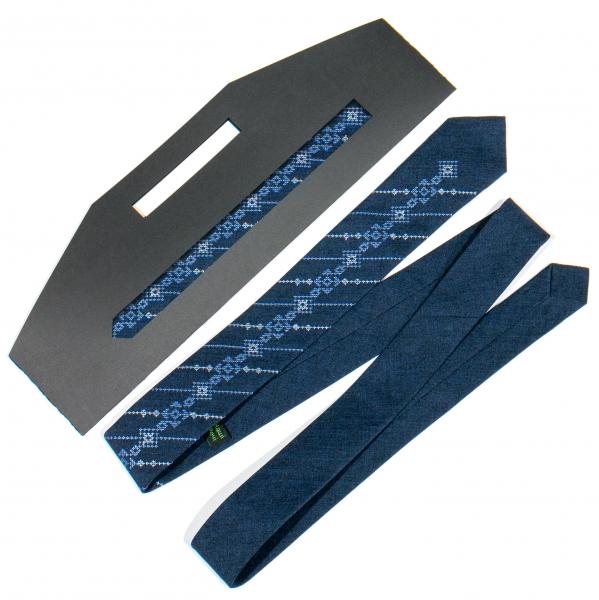 Модный вышитый галстук №773