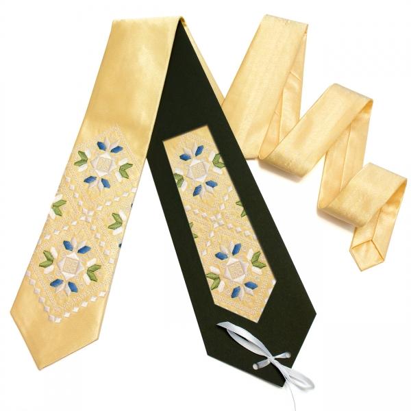 Вышитый галстук Одесса