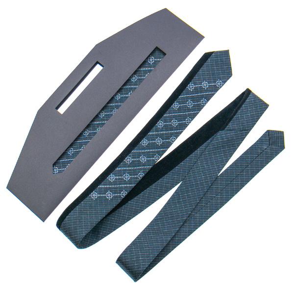 Оригинальный галстук с вышивкой №842