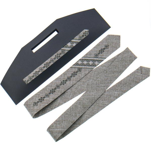 Вышитый галстук №803. Ограниченная серия